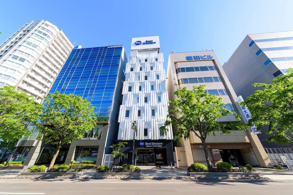 Best Western Sapporo Odori Koen