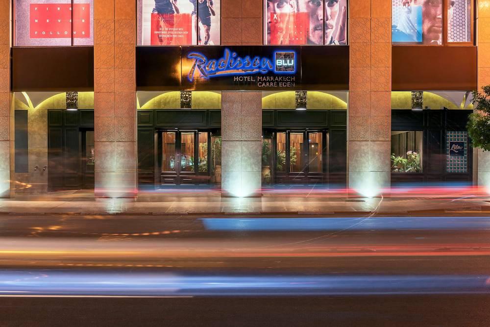 Radisson Blu Hotel, Carré Eden