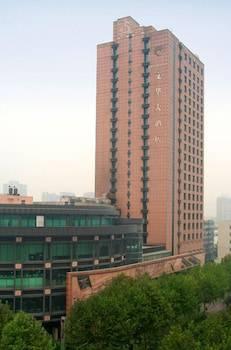 Culture Plaza Hotel Zhejiang Parking Lot