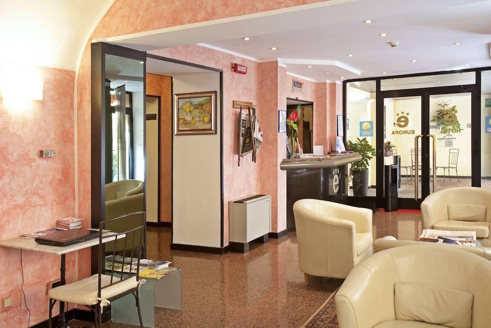 Comfort Hotel Europa Genova