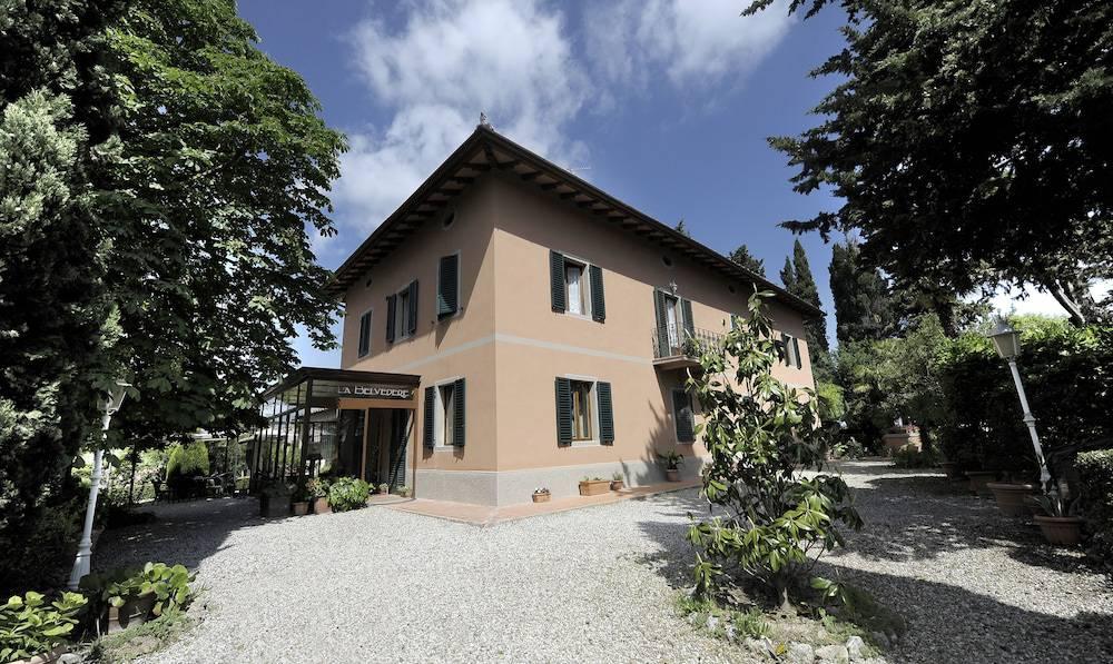 Hotel Villa Belvedere San Gimignano