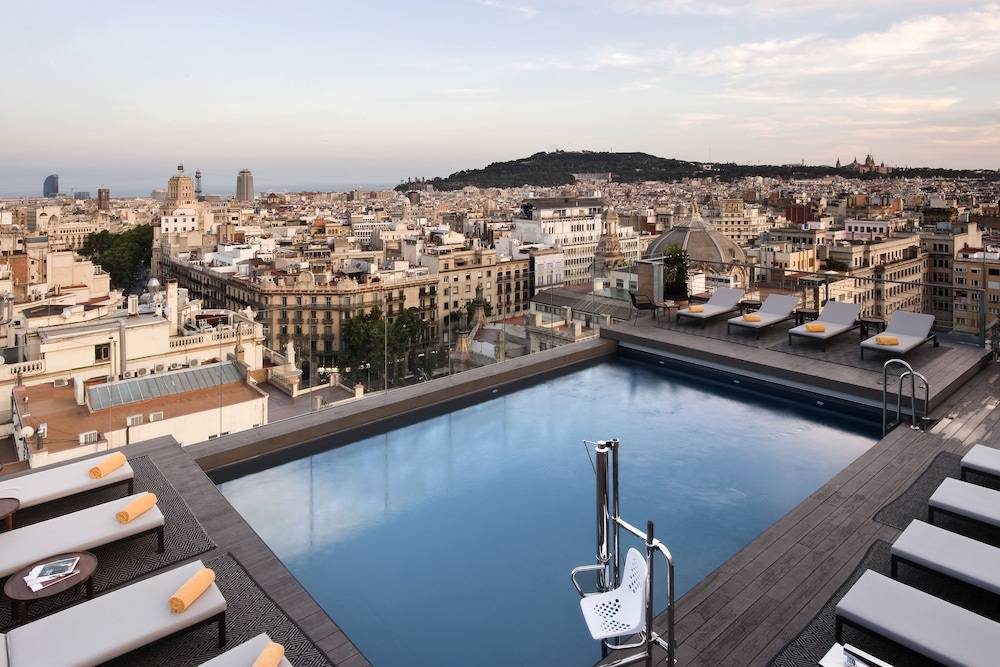 Hotel NH Collection Barcelona Gran Hotel Calderón