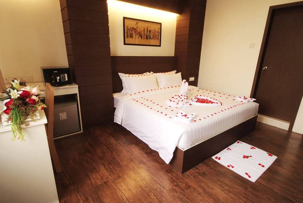 The Hotel Mawtin